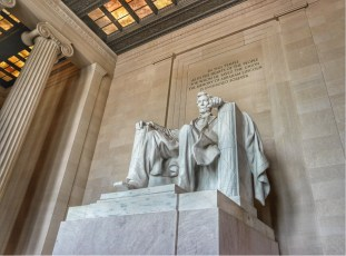 Abraham Lincoln - Washington DC - Etats-Unis