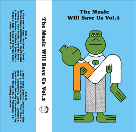 Sad Club Records – 'The Music Will Save Us Vol. 2'.