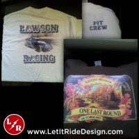 Custom DTG Shirts