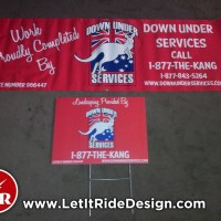 Custom Banner and Yard Signs