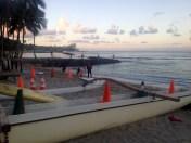 Waikiki Beach, Sept. 2013.