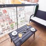 Letmalaga Gevora Apartment Malaga Terraza