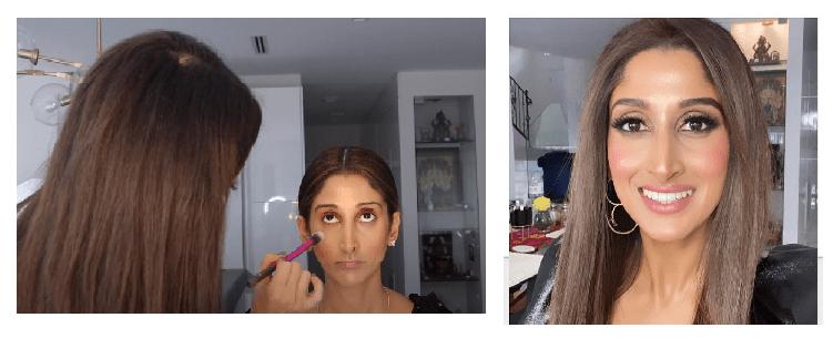 family karma, karma, no sharam, indian makeup, india makeup, india natural makeup, bravo tv, anisha, anisha family karma, big dick energy, indian makeup tutorial