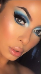 yle gothic, shadow eyes, cheap punk clothes, alternative goth, modern goth fashion, gothic girl style, modern goth style, gothic women,pastel goth stores,beautiful makeup, morphe james charles, morphe eyeshadow, morphe eyeshadow palette, blue eyeshadow, eyeshadow palette, eyeshadow looks, glitter eyeshadow, morphe palettes, james charles palette looks,