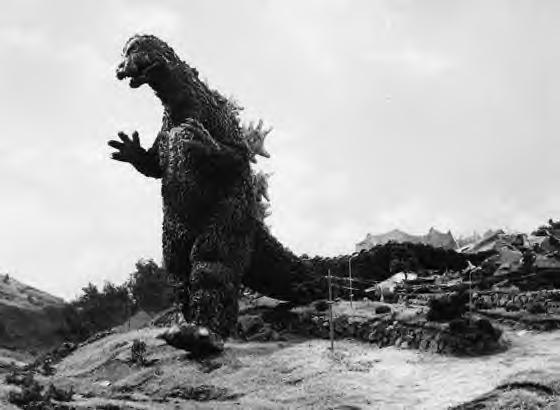 Image result for godzilla showa era