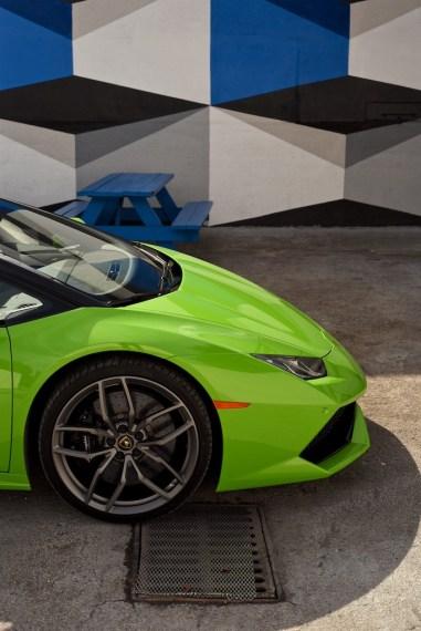 Lamborghini LeTONE 16