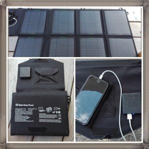 Le top des testeuses Chargeur à panneaux solaire High-Tech