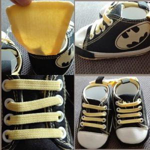 Le top des testeuses Chaussures Batman Vêtements Enfants