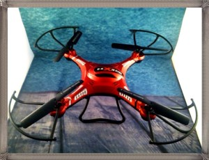 Axis Gyro RC Quadcopter