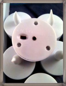 Le top des testeuses Lot de 12 Bougies LED Décoration