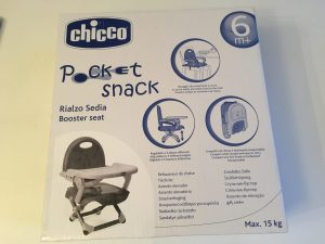 Rehausseur CHICCO