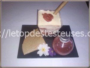 Le top des testeuses Tiramisu Fraise (Proportion pour 2 Verrines Kova Cristal) Recettes