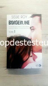 Le top des testeuses « Borderline » de Sissie ROY Les passions de Clochette Livres
