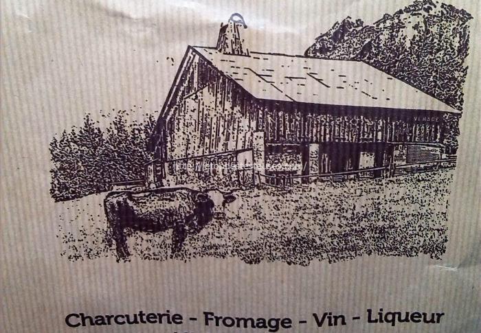 Le Refuge de Marie-Louise, le plaisir des produits Savoyards