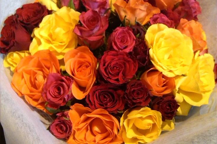 Le top des testeuses Florajet, des fleurs pour toutes les occasions !! Mes découvertes