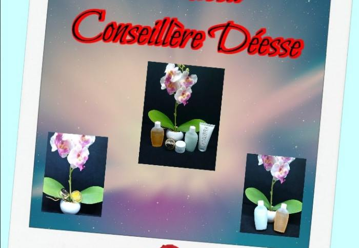 Déesse, Les cosmétiques Suisse !!