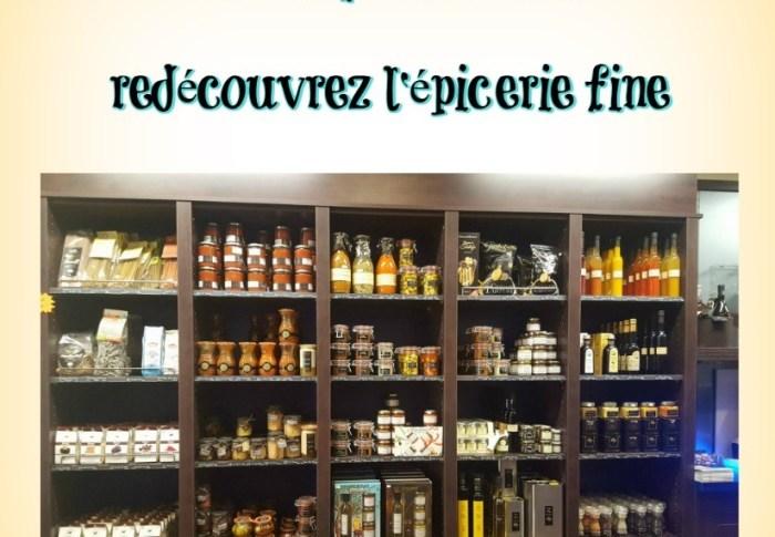 Boutique Innovo, redécouvrez l'épicerie fine