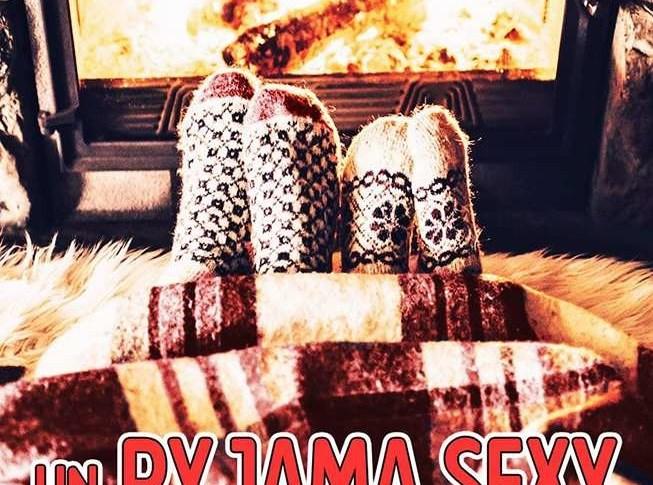 «Un pyjama sexy pour Noël» de Lucie GOHIER