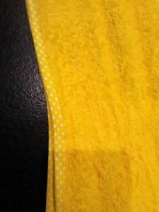 Le top des testeuses Confectionnitte, révolution la serviette sèche-cheveux Bien-Etre