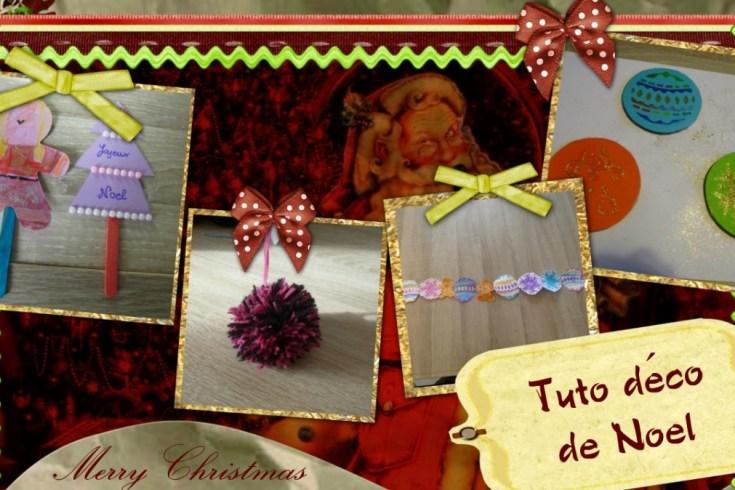 Le top des testeuses Décorations de Noël Maison Activités Manuelles Tutoriels