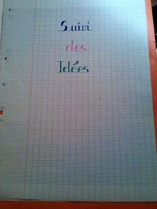 """Le top des testeuses Mon arme secrète, mon """"Blog Planner"""" - Tome 2 Blogging"""