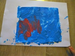 Le top des testeuses My First - Peinture à doigts, comment rendre un enfant heureux !!! Loisirs Créatifs Enfants