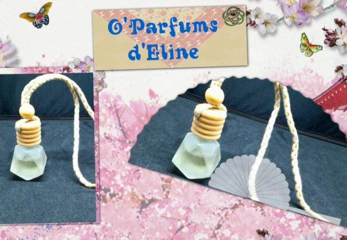 O'Parfums d'Eline, des senteurs qui vous transportent !!