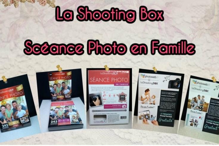 Le top des testeuses Des photos de rêves, avec la Shooting Box La Shooting Box Les Box
