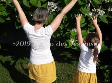 Duo Mère/Fille Happy By Me