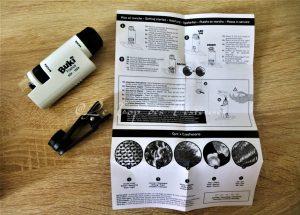 pocket microscope Buki France