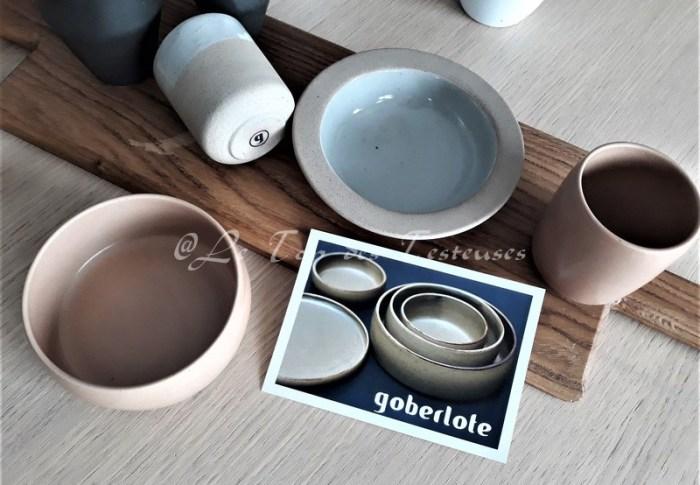 L'avis de Karina sur la vaisselle Goberlote !