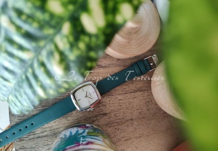 Qui ne rêve pas d'une belle montre avec Kelton ? l'avis de Karina