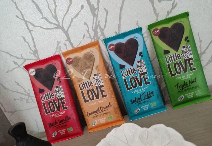 Connaissez-vous les chocolats Little Love ?