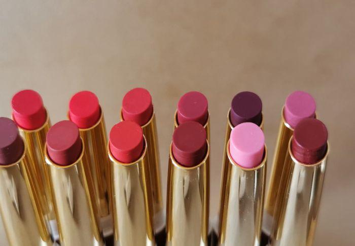 Avez-vous essayé les rouges à lèvres Nude Expérience ?