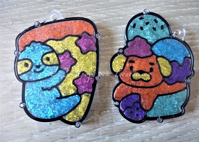 Vous connaissez les Glitter Dots de Crayola ?