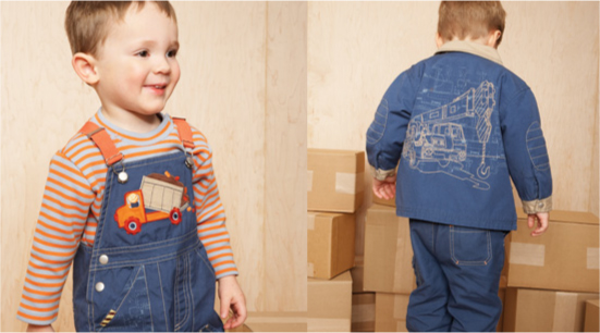 Caution...Boys at Play!! Click image to see all items in the Construction Site collection.
