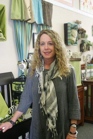 Debbie Gerver-Locollie, second generation owner of Lullaby Lane in San Bruno, CA