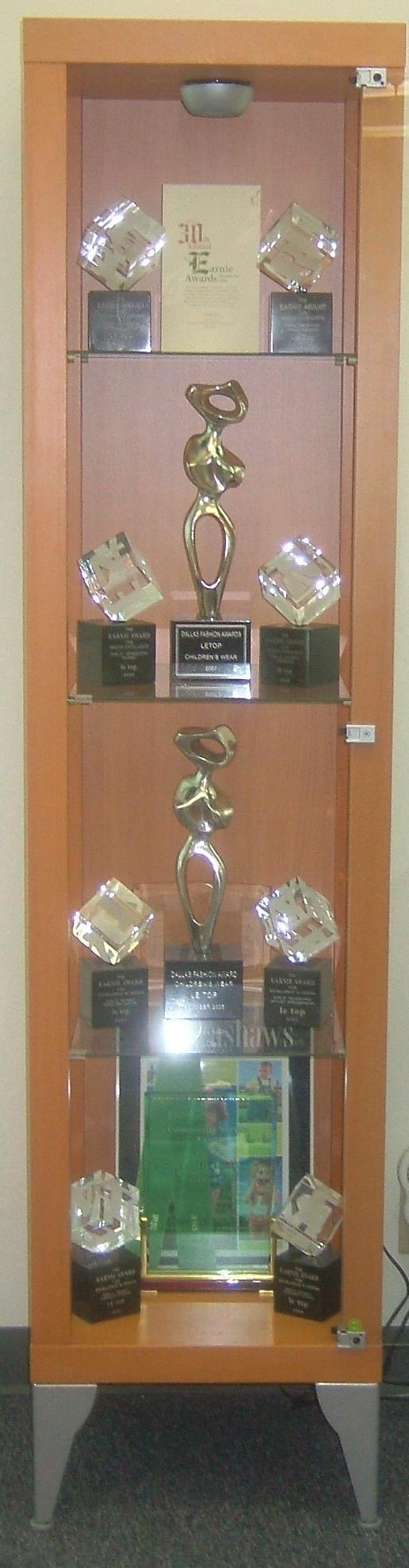 Awards Case