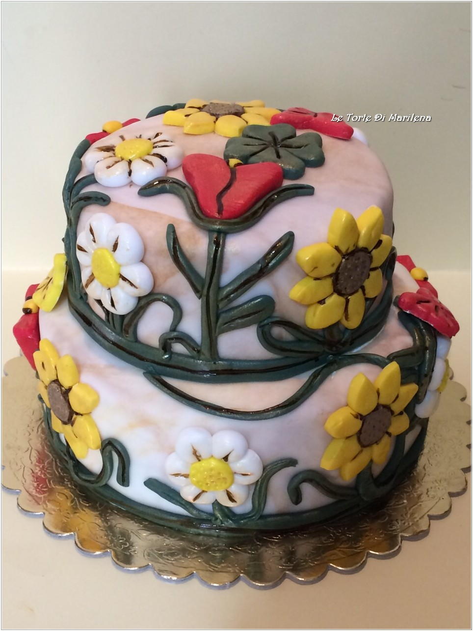 TORTA THUN  Le Torte di Marilena