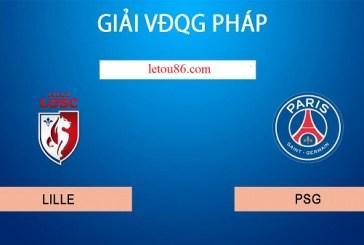 Soi kèo Lille vs Paris SG 03h00' 27/01/2020