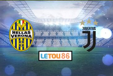 Soi kèo Hellas Verona - Juventus 02h45' 09/02/2020