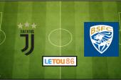 Soi kèo Juventus - Brescia 21h00' 16/02/2020
