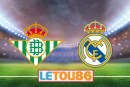 Soi kèo Real Betis vs Real Madrid, 03h00 ngày 9/3/2020