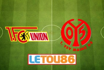 Soi kèo Union Berlin vs Mainz, 01h30 ngày 28/5/2020