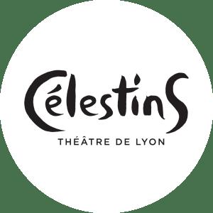 Logo Théâtre des Célestins 2019