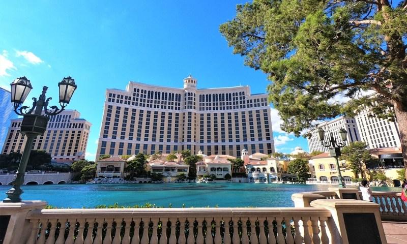 Bellagio Las Vegas Lac