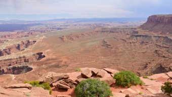 exploration Canyonlands