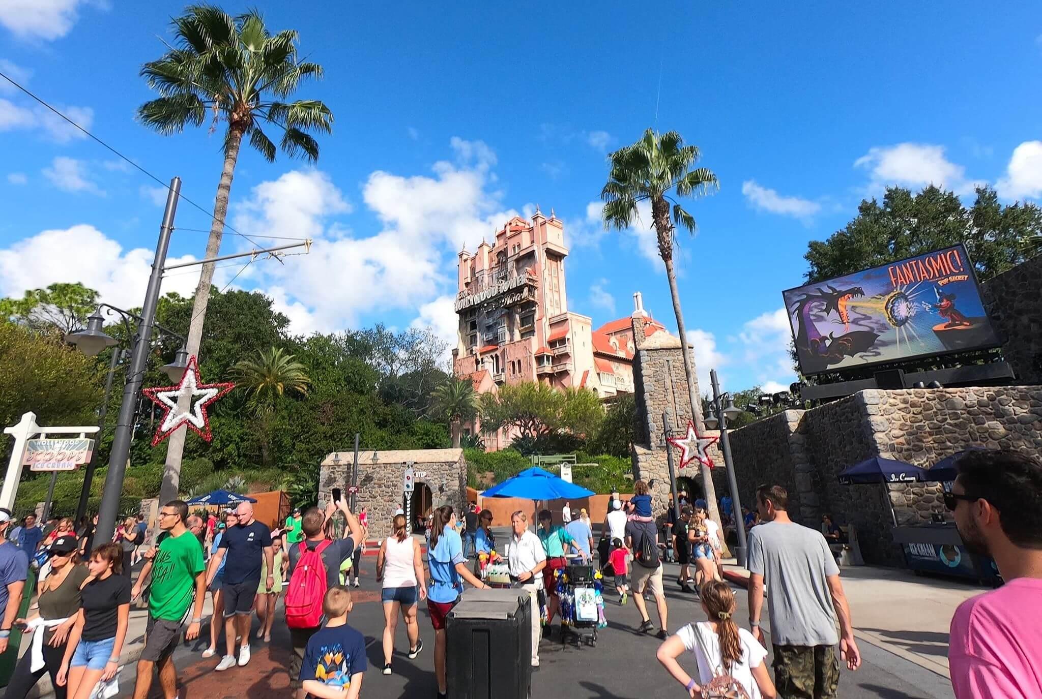 Disney World Hollywood