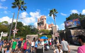 Disney World Hollywood