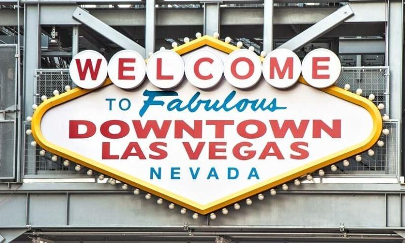Downtown Vegas Sign